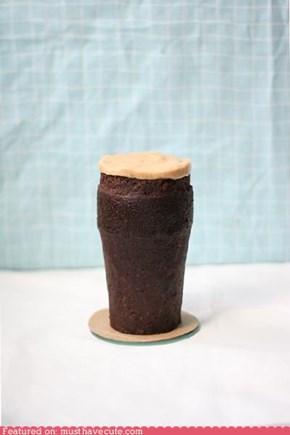 Guinness Pint Cake