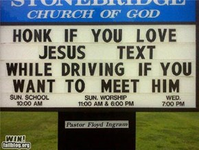Text While Driving WIN