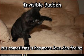 Invisible Buddeh