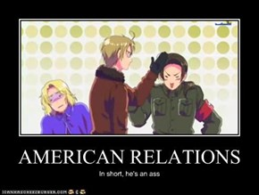 AMERICAN RELATIONS