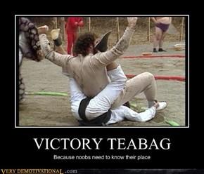 VICTORY TEABAG