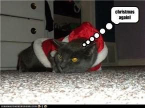 christmas again!