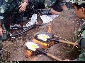 Breakfast, The Most Important Meal of the War