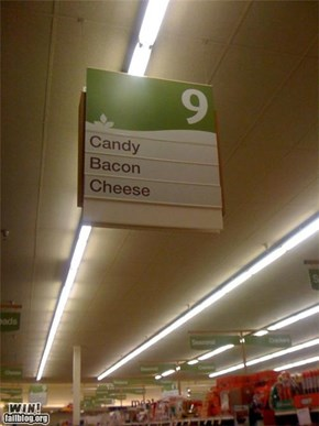 Best Aisle Ever WIN