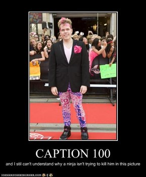 CAPTION 100