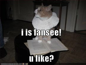 i is fansee! u like?