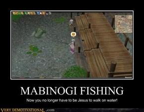 MABINOGI FISHING