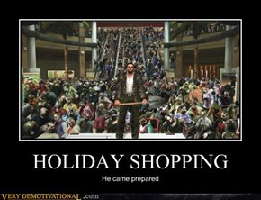 HOLIDAY SHOPPING