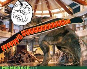 Jurassic FFFUUUUUUUU