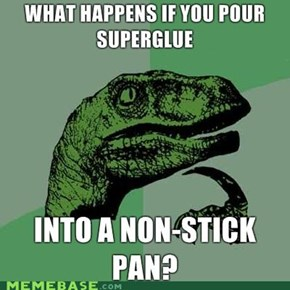 Sticky Paradox