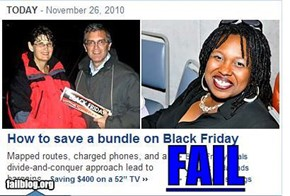 Black Friday FAIL