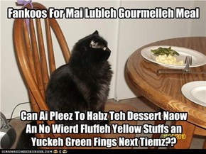 Fankoos For Mai Lubleh Gourmelleh Meal
