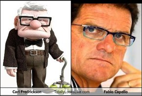 Carl Fredrickson Totally Looks Like Fabio Capello