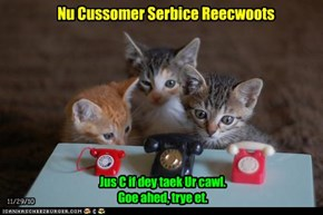 Nu Cussomer Serbice Reecwoots