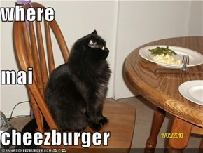where mai cheezburger