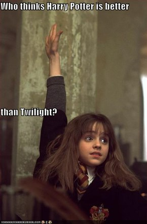 Hermione Knows Everything!
