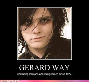 Gerard Freaking Way