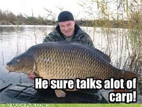 Talking Carp!