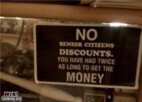 Senior Discount WIN