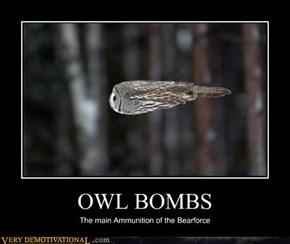 OWL BOMBS