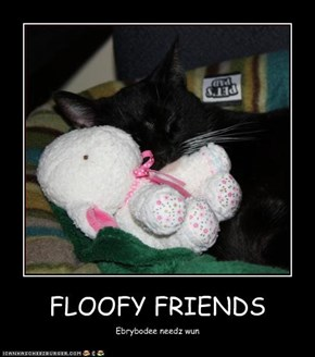 FLOOFY FRIENDS