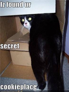 Iz found ur secret cookieplace
