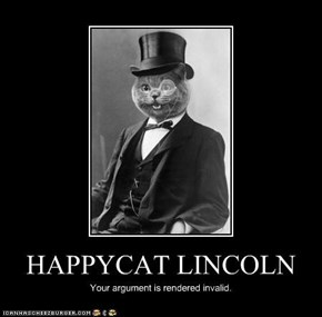 HAPPYCAT LINCOLN