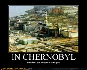 IN CHERNOBYL