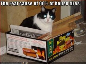 The real cause of 90% of house fires