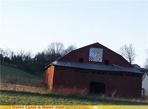 Abandoned barn is appalled that you would leave him to rot this way.