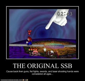 THE ORIGINAL SSB