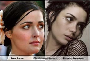 Rose Byrne Totally Looks Like Shannyn Sossamon