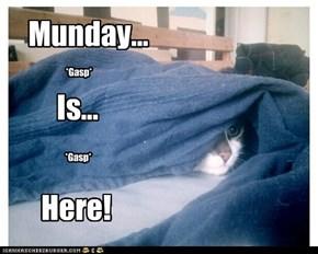 Munday...