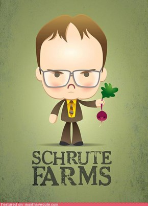 Must Have Schrute