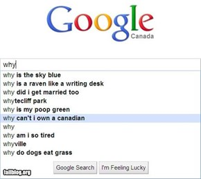 Autocomplete-Me: Canadian FAIL!