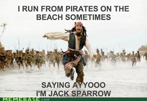 AYO Jack Sparrow