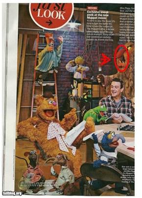 Muppets Fail