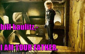 Join Me, And We Can Rule The Labyrinth As Father And Son