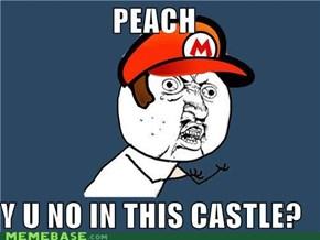 Sorry Mario...