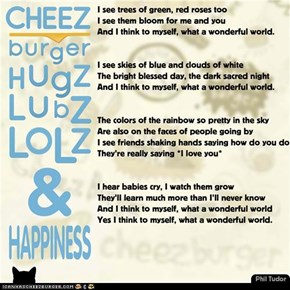 A CheezFriend is for LIFE,  Not just for Cleverness . . . . .