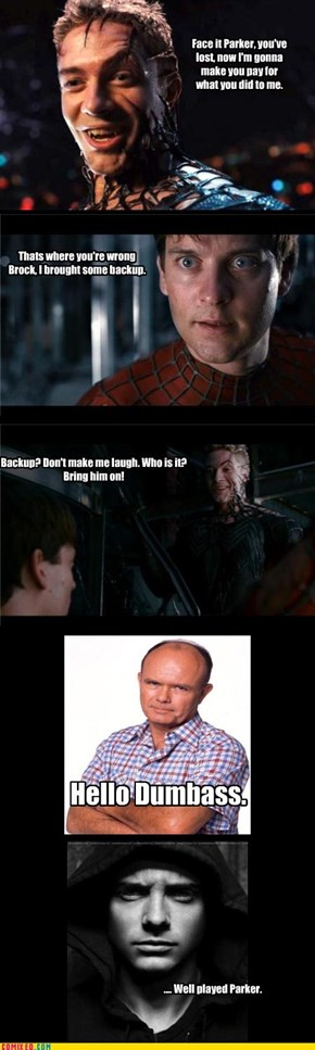 The way Spiderman 3 Should've Ended.