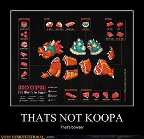 Koopa fail