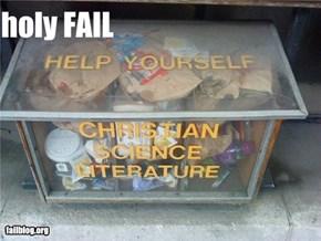 Literature FAIL
