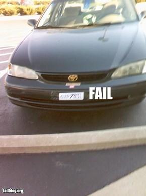Paper Plate Fail