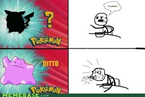 Ditto, you sly devil!