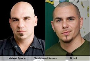 Michael Symon Totally Looks Like Pitbull