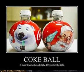 COKE BALL