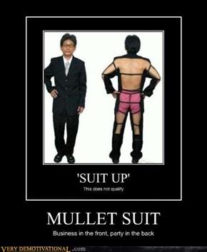 MULLET SUIT
