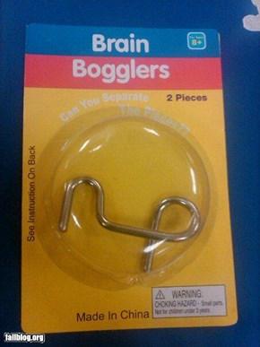 Brain Boggler FAIL/WIN?