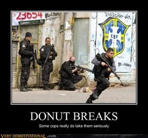 DONUT BREAKS